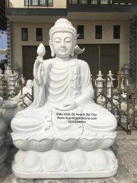 Tượng Phật Thích Ca Niêm Hoa Vi Tiếu