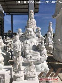 Tượng Phật Lục Tặc bằng đá
